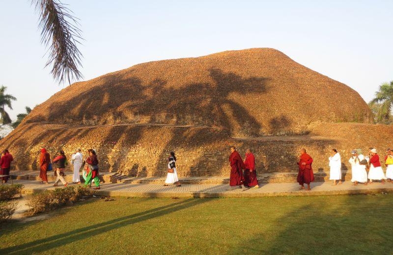 buddhism and pilgrimage