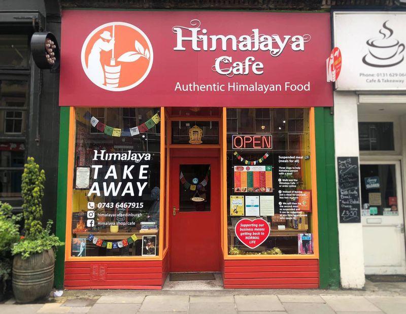 himalaya café